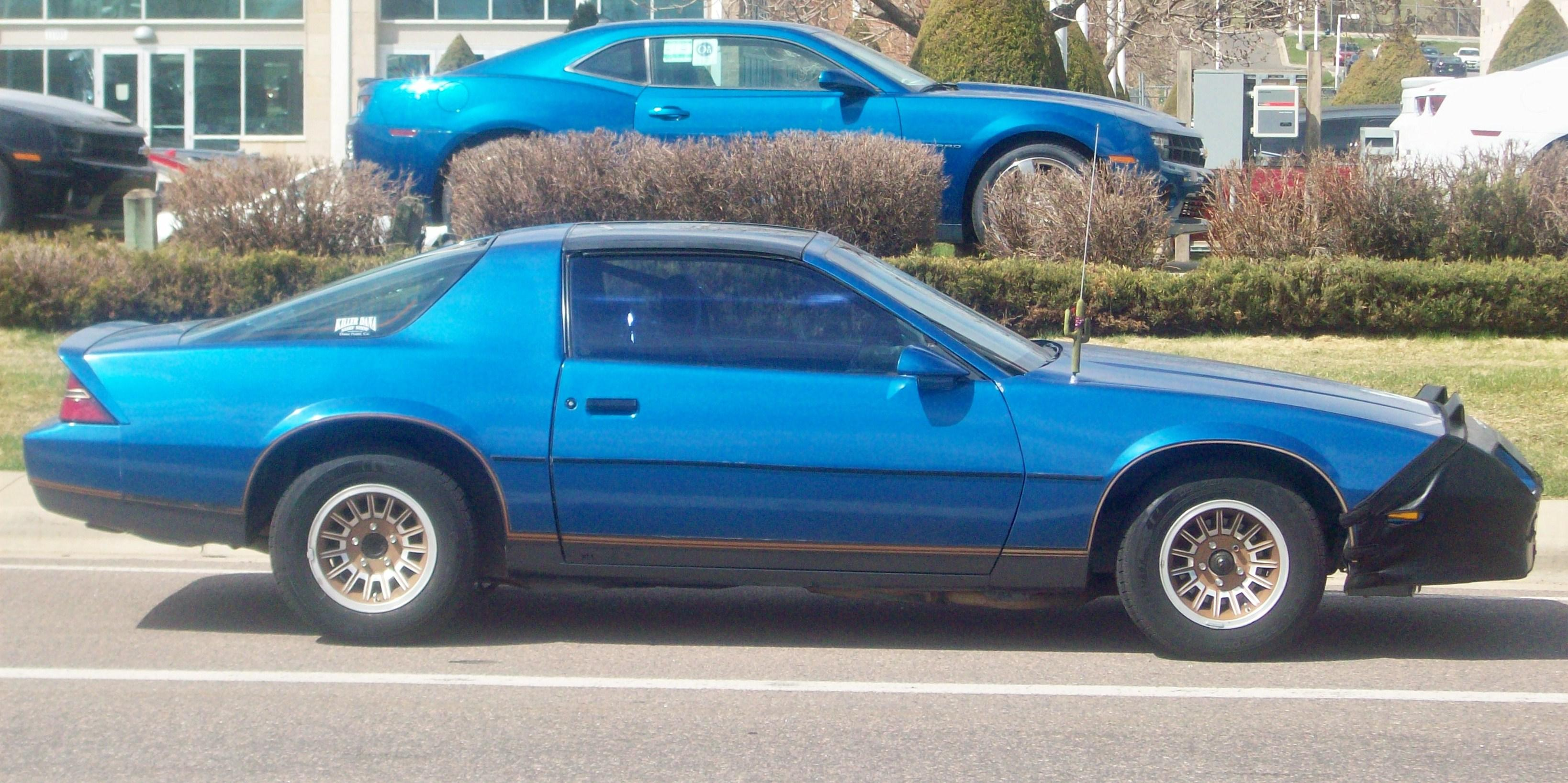 Another Vengetta82 1982 Chevrolet Camaro post... - 15006697