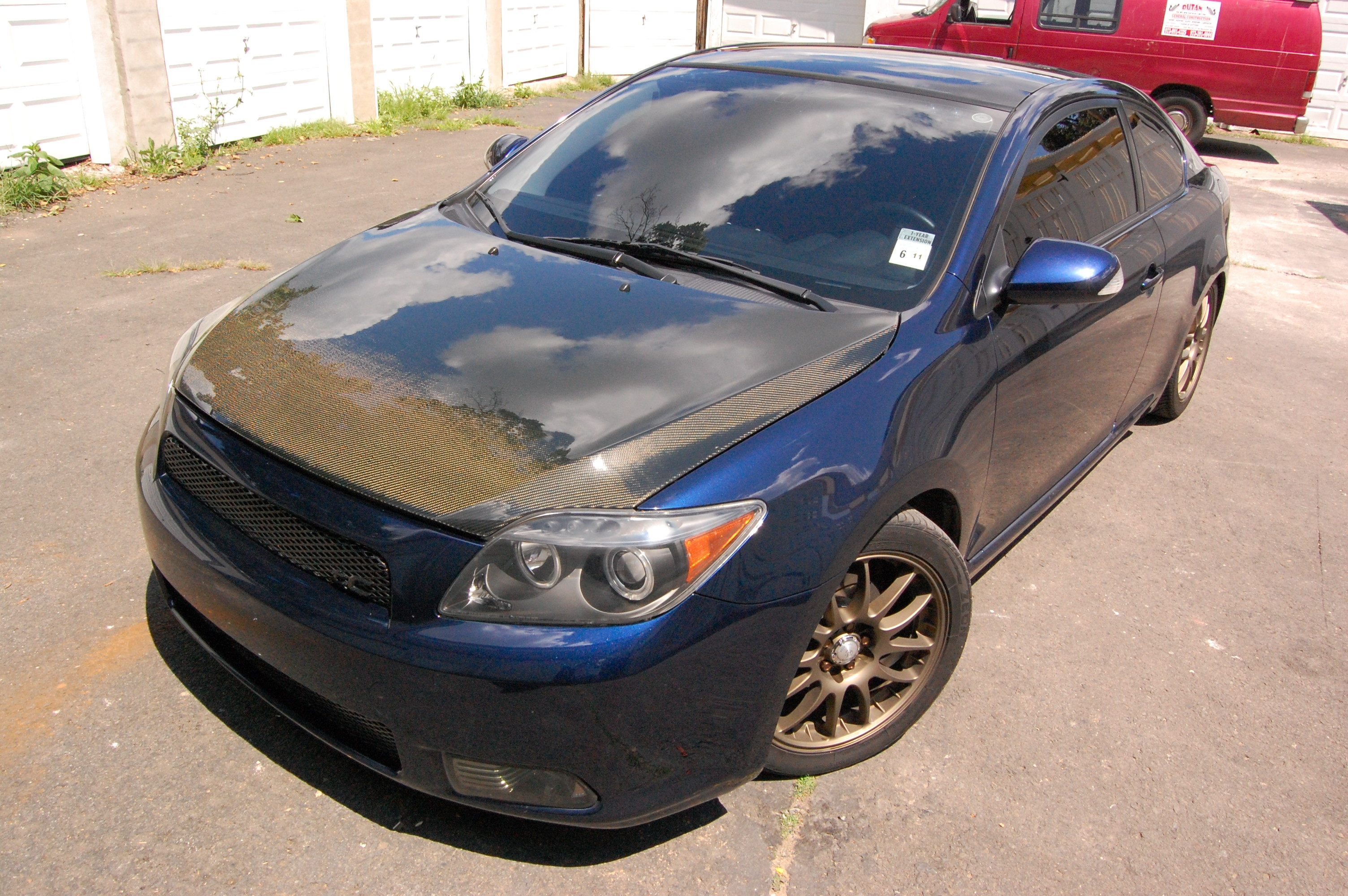SkeeterTPE 2007 Scion tC 15004553