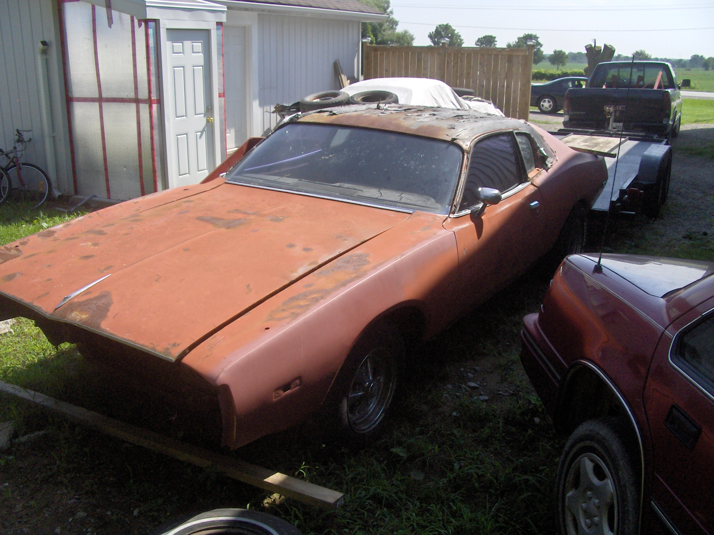 Another 74sundance 1974 Dodge Charger post... - 15004716