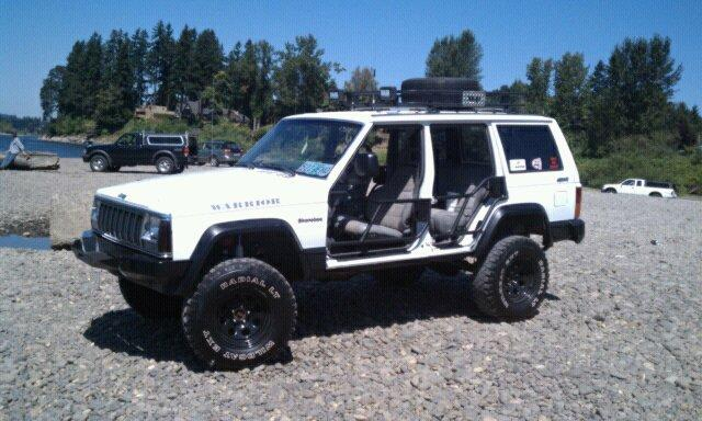 mk1shitrocket 1990 jeep cherokeesport utility 4d specs photos modification info at cardomain. Black Bedroom Furniture Sets. Home Design Ideas