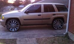 macman85s 2005 Chevrolet TrailBlazer