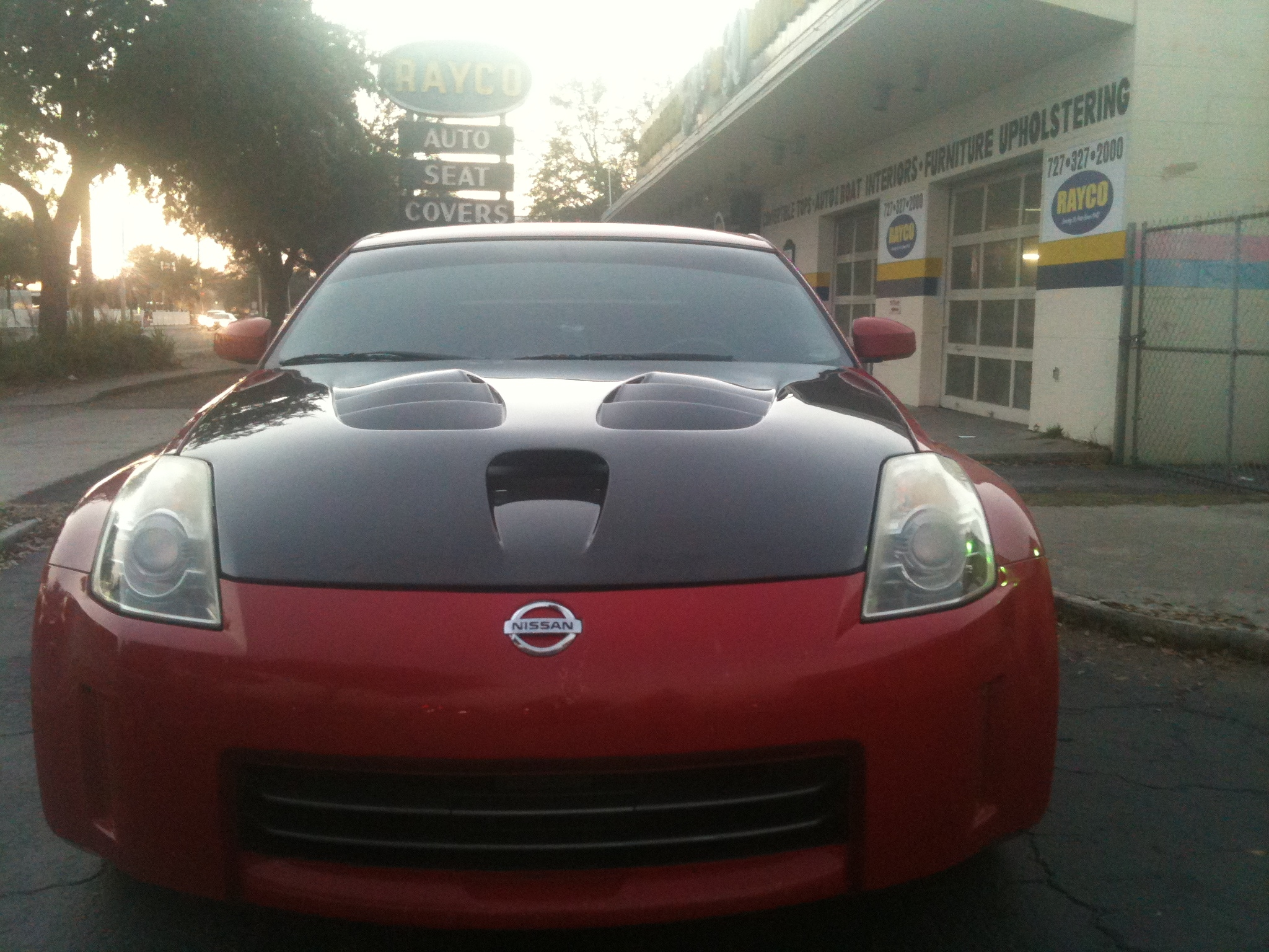 Another Grngoblin 2006 Nissan 350Z post... - 15008313