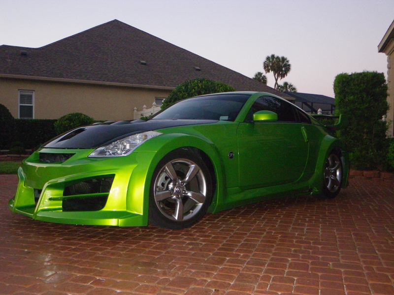 Another Grngoblin 2006 Nissan 350Z post... - 15008336