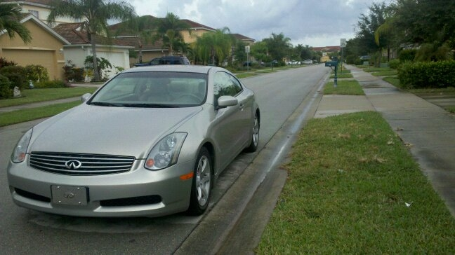 Another coombianhostile 2004 Infiniti G post... - 15008360