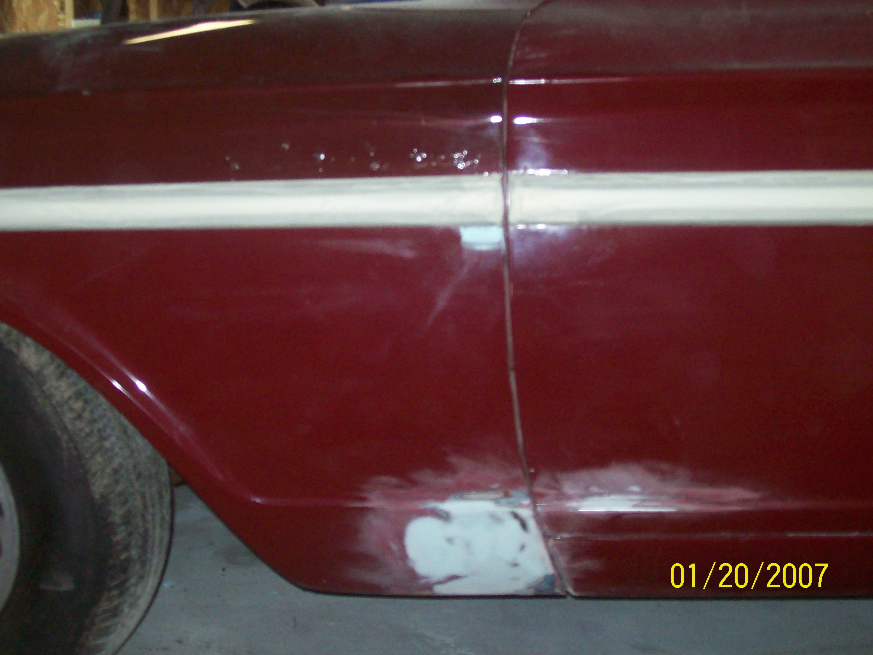 Another JohnnyBlaze78 1964 Ford Fairlane post... - 15006907