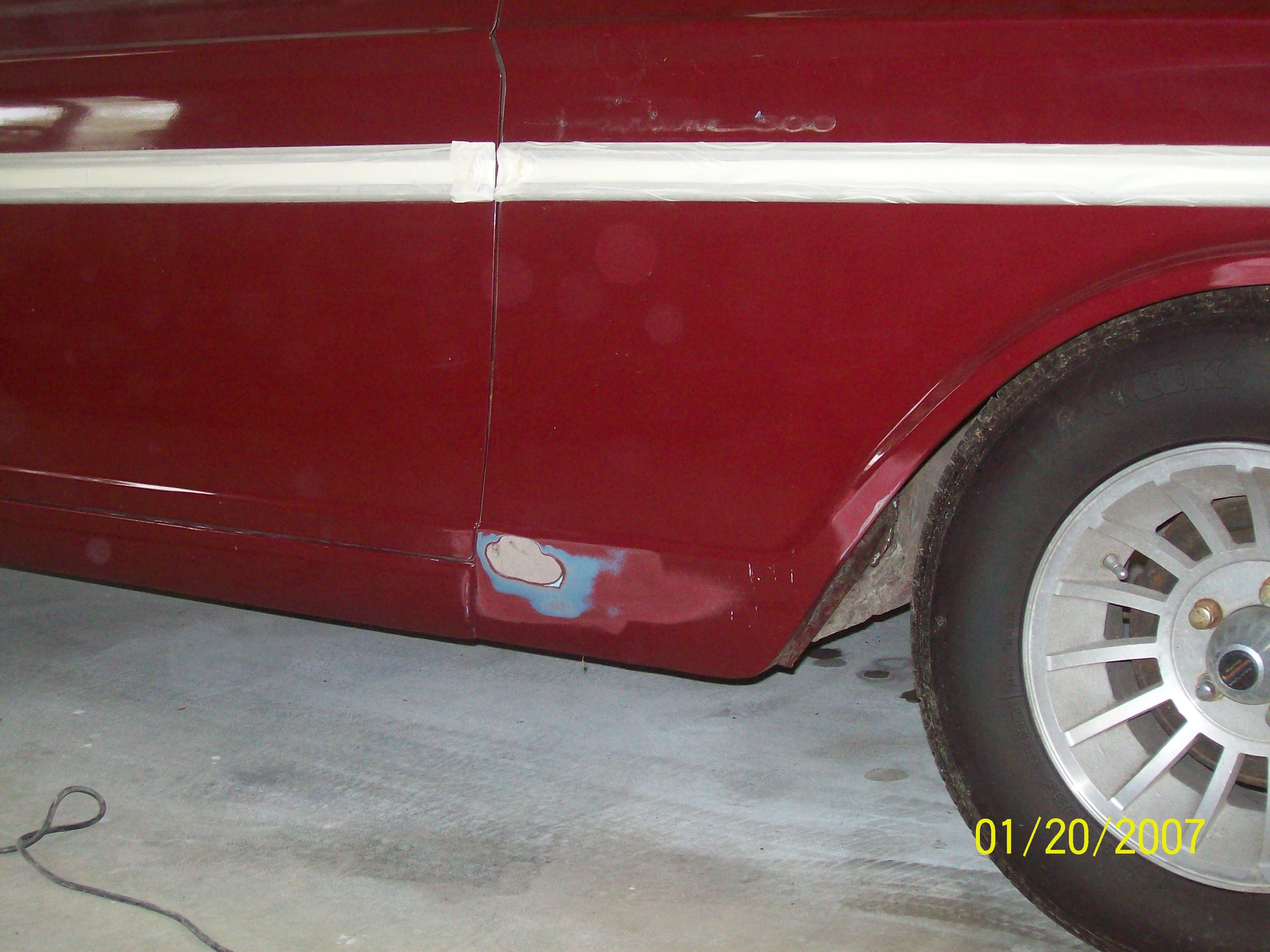 Another JohnnyBlaze78 1964 Ford Fairlane post... - 15006908