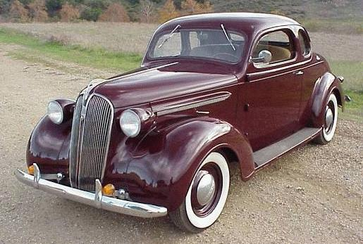 Another Vengetta82 1937 Plymouth Custom post... - 15006914