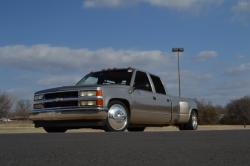 low1ton 1998 Chevrolet 3500 Extended Cab