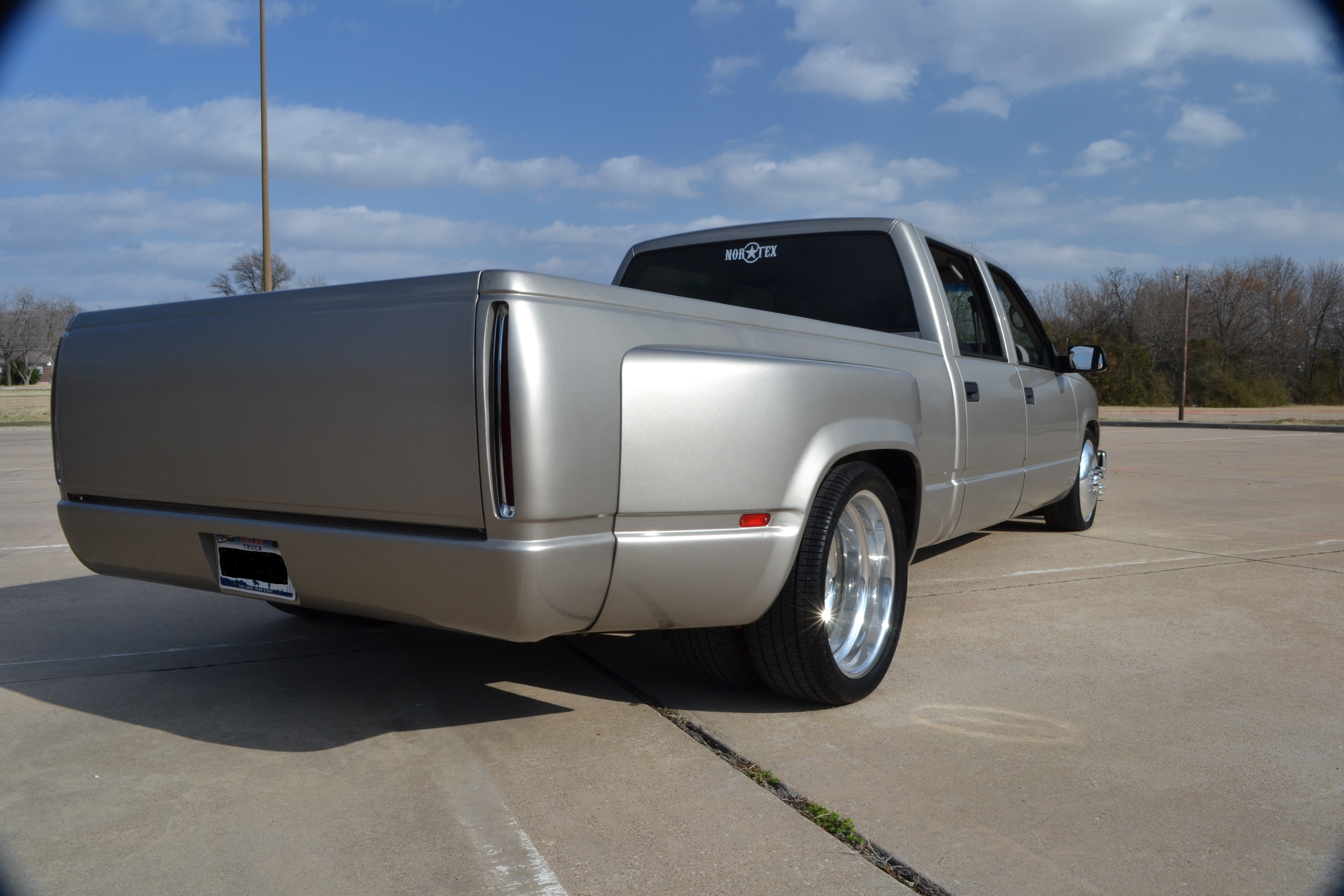 low1ton 1998 Chevrolet 3500 Extended CabLong Bed Specs ...