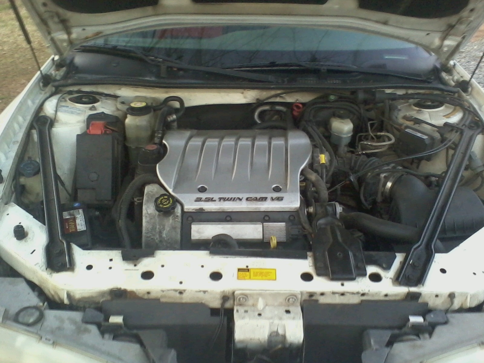 Another beastmode30 1999 Oldsmobile Intrigue post... - 15007016