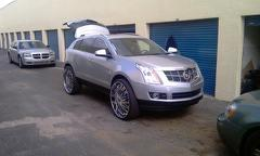 572money 2010 Cadillac SRX
