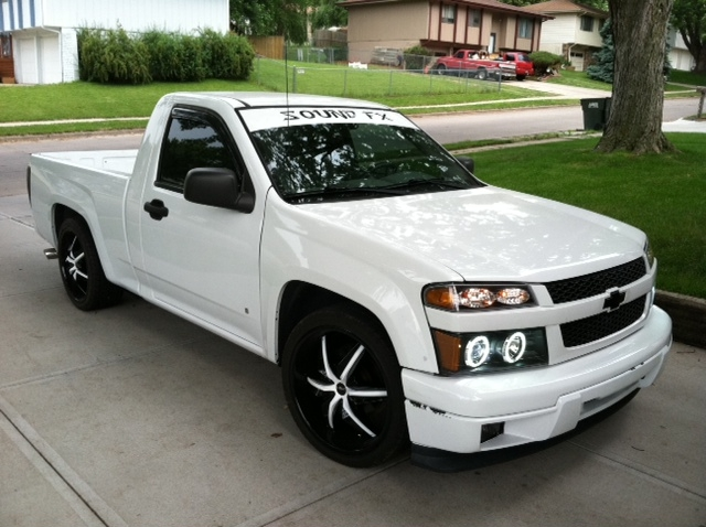 sleeper se 2006 chevrolet colorado crew cablt pickup 4d 5 1 4 ft specs photos modification. Black Bedroom Furniture Sets. Home Design Ideas