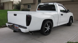 sleeper_se 2006 Chevrolet Colorado Crew Cab