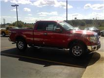 rix150 2010 Ford F150 Super Cab