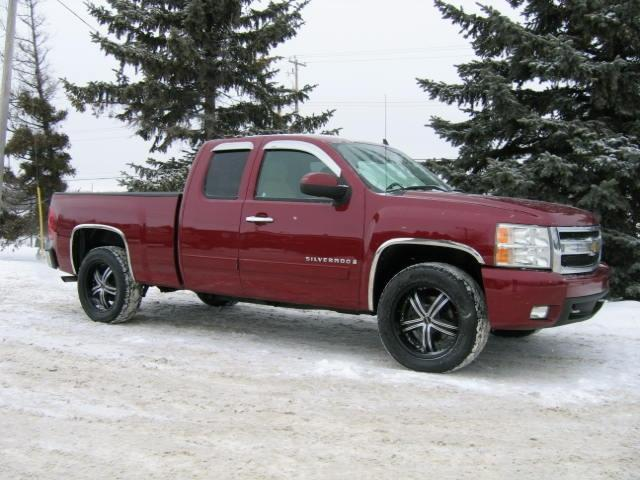 teichmann 2007 chevrolet silverado 1500 extended cabltz. Black Bedroom Furniture Sets. Home Design Ideas