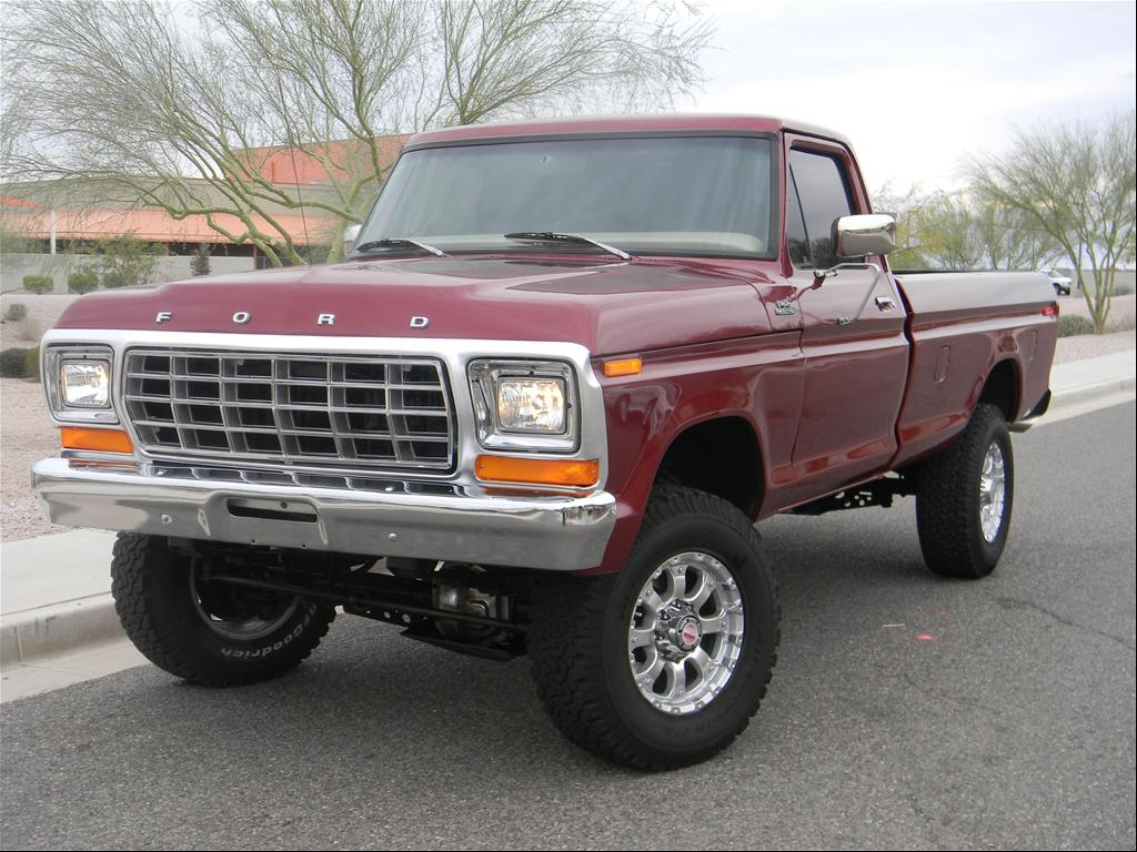 1979 Ford F350 Regular Cab - Buckeye, AZ owned by beltran727 Page:1 at