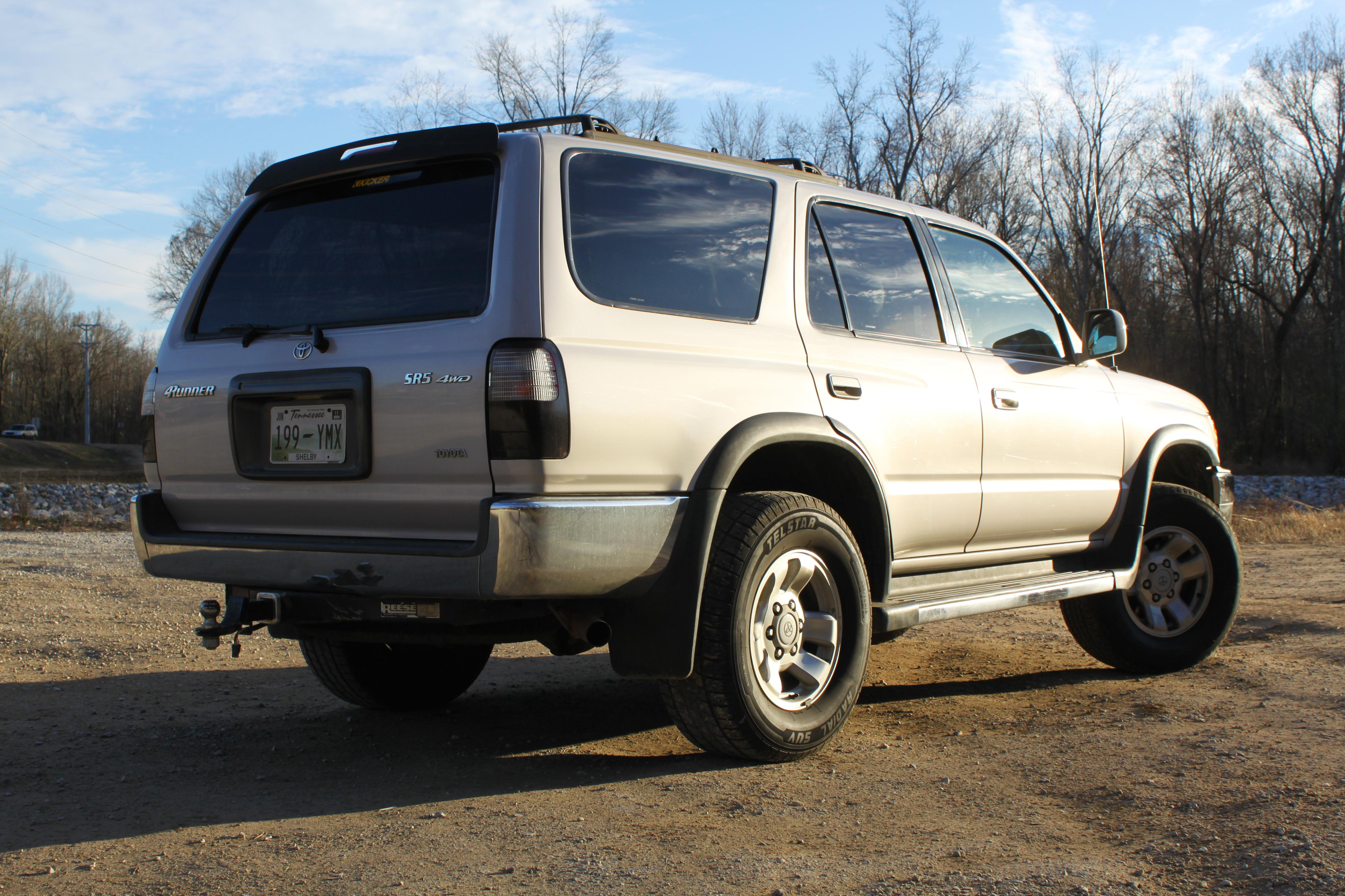 Another robowens 1999 Toyota 4Runner post... - 15011943