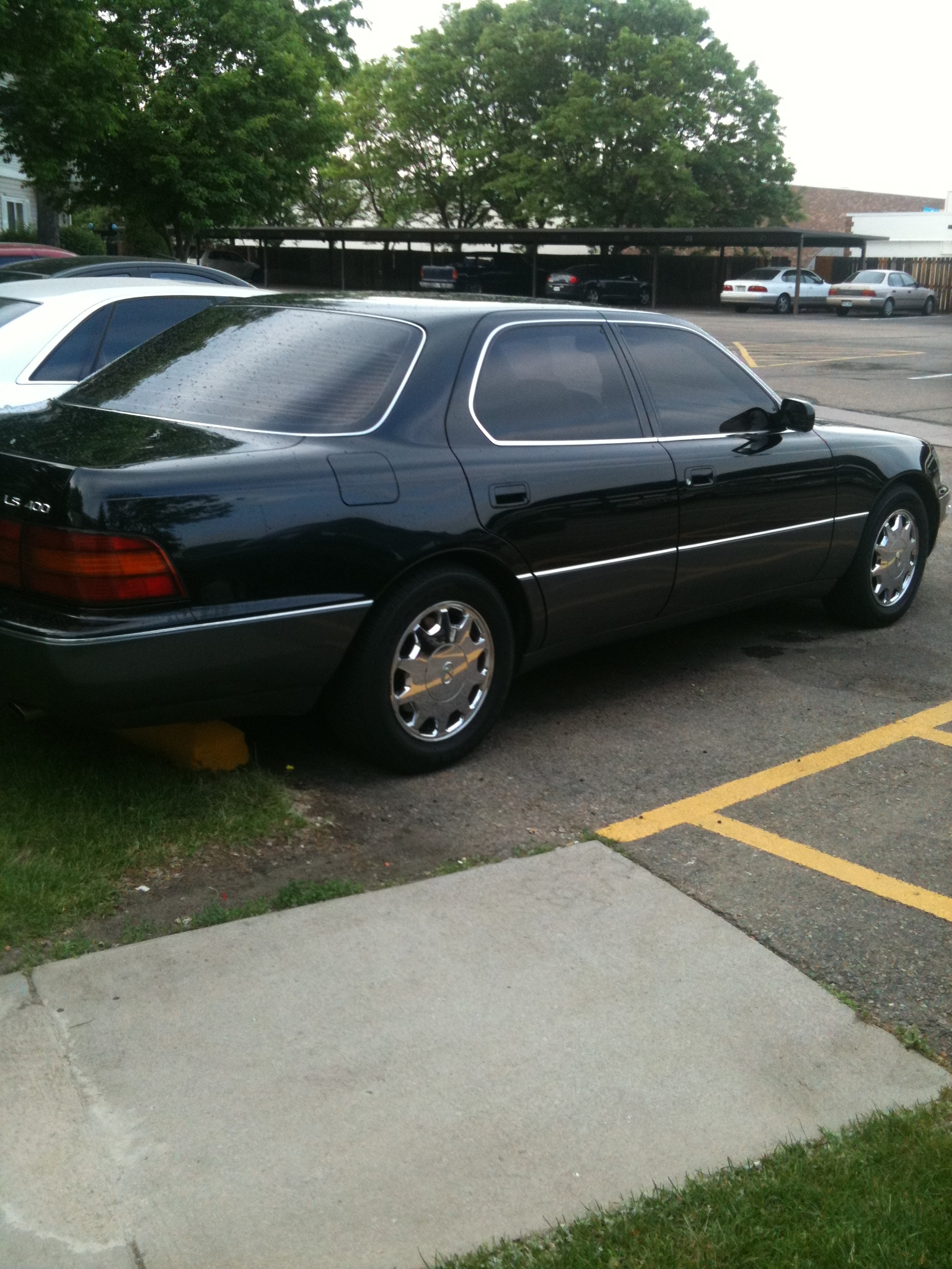 Another MARIO303 1993 Lexus LS post... - 15012028