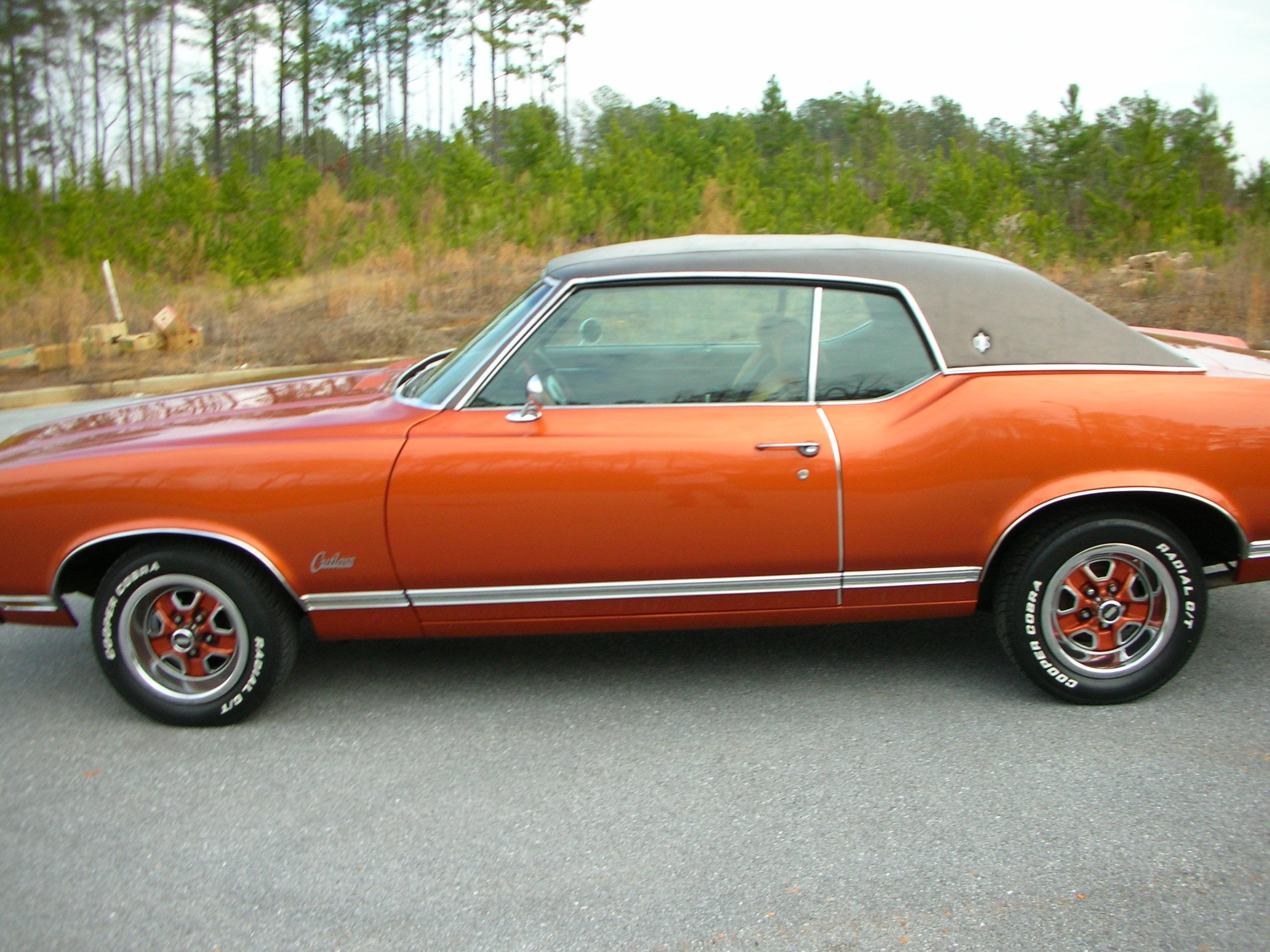 Cadillakin 1970 Oldsmobile Cutlass Supreme Specs Photos