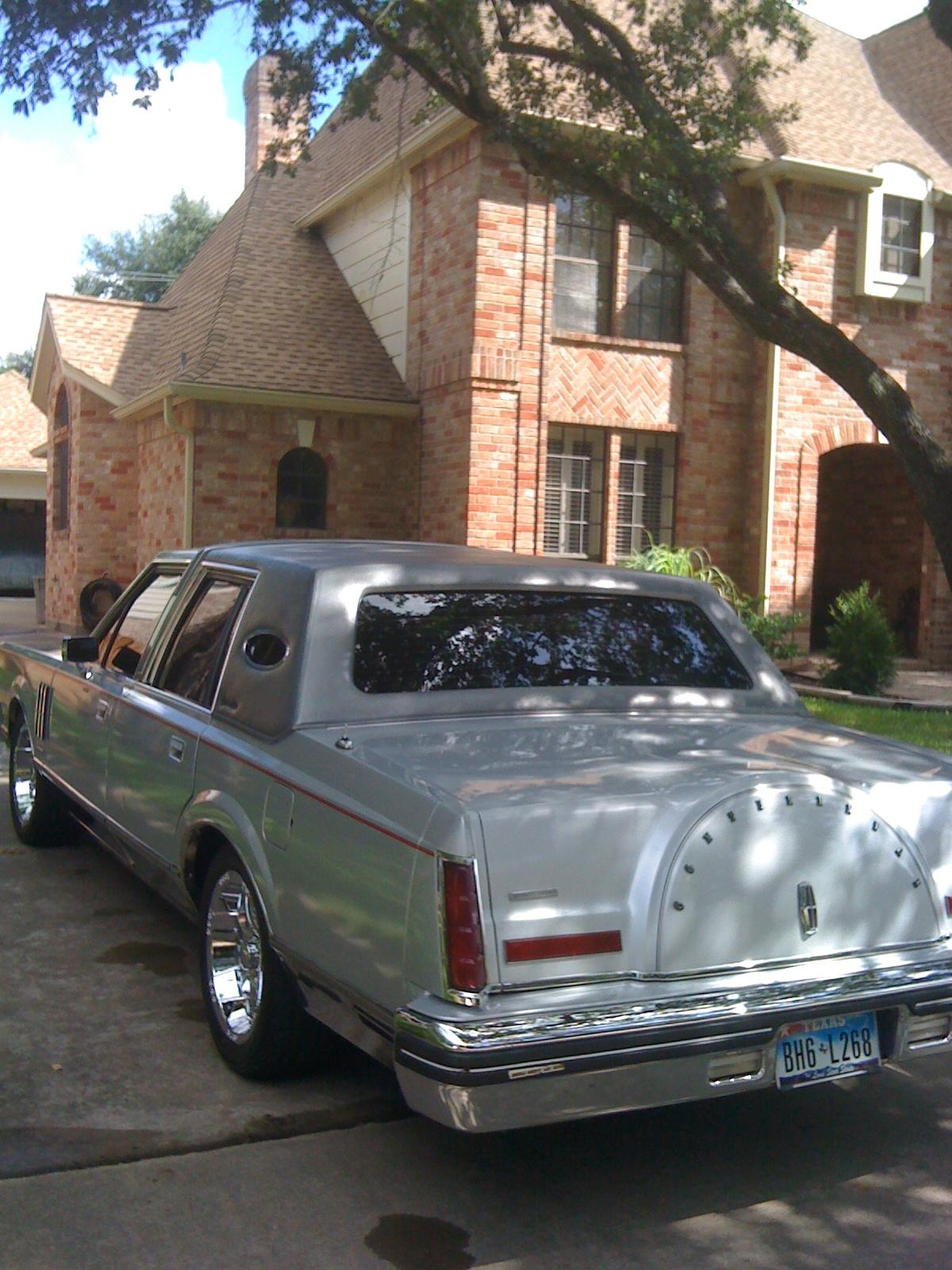 rjukema's 1983 Lincoln Mark VI