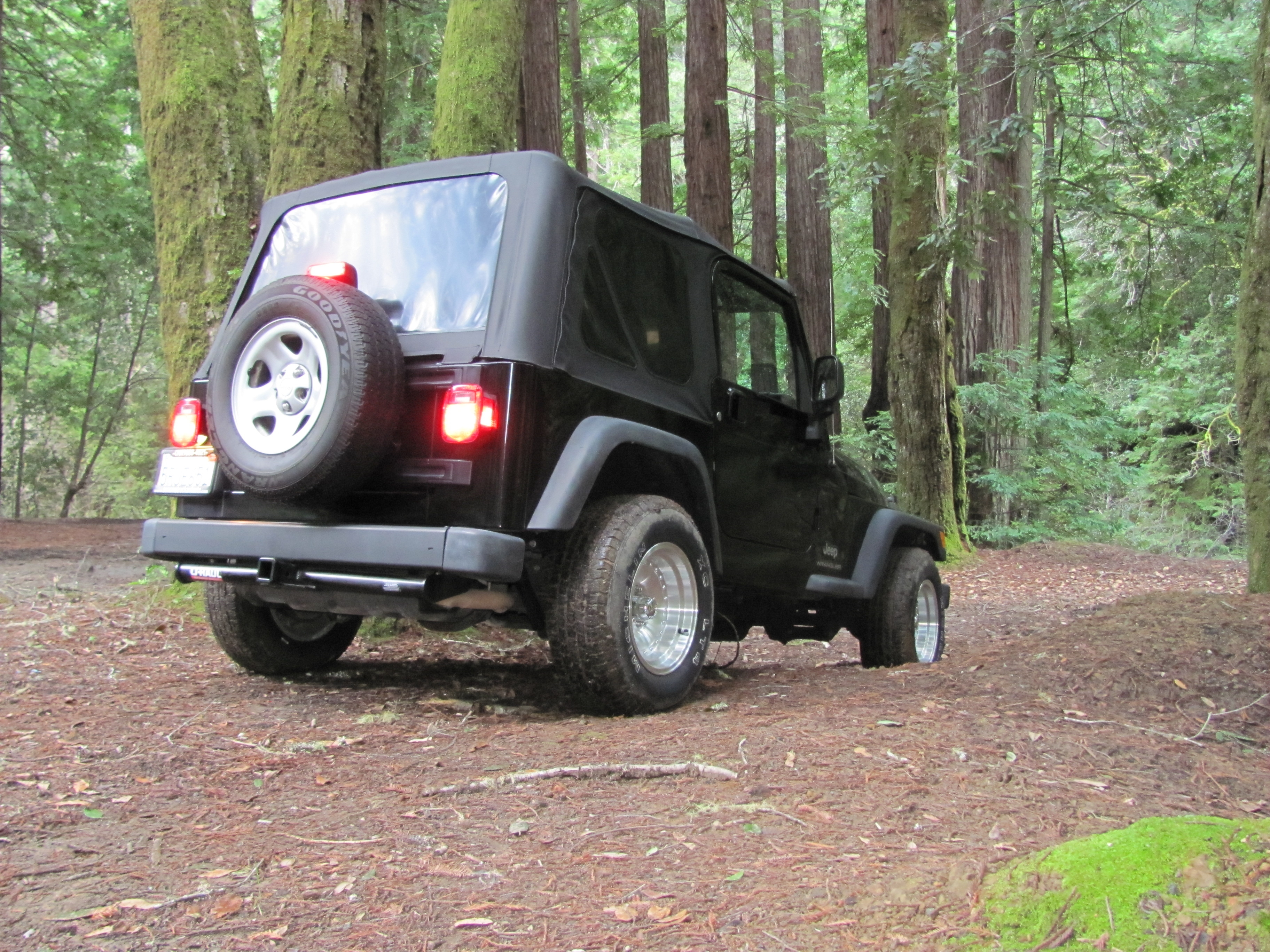 Another eklipz98 2005 Jeep Wrangler post... - 15013622