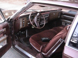 cerkeros 1983 Cadillac DeVille
