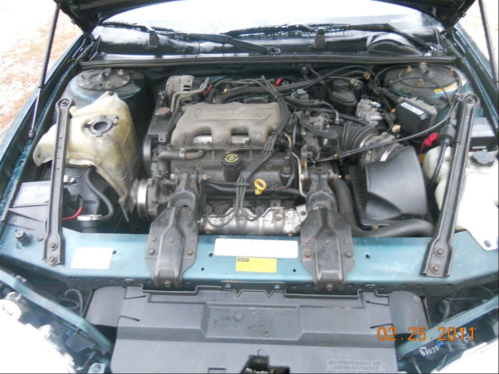 chevy lumina 3100 v6 engine diagram 1998 chevy lumina GM 3100 V6 Engine  Diagram 3100 SFI V6 Engine Diagram