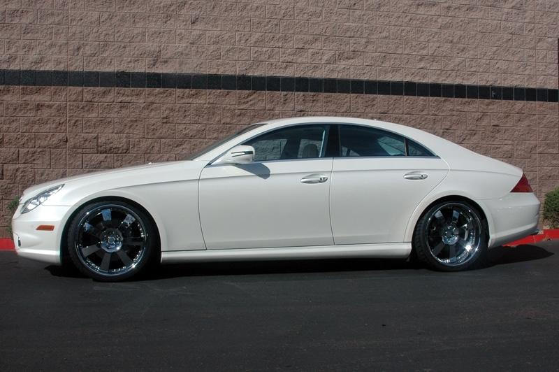 Lowchevy00 2009 mercedes benz cls classcls550 coupe 4d for Mercedes benz cls 2009