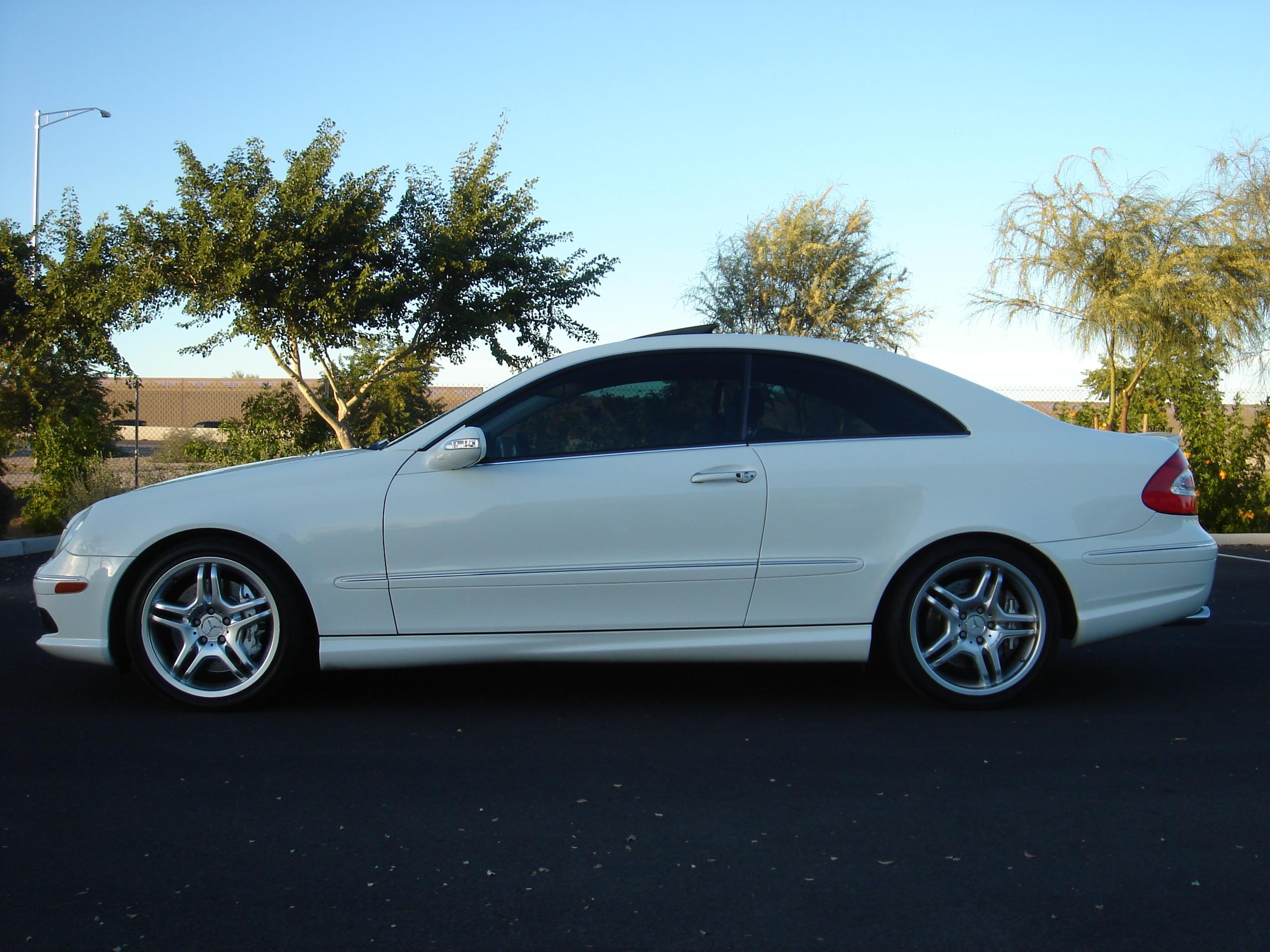 Lowchevy00 2005 mercedes benz clk classclk55 amg coupe 2d for Mercedes benz clk 2005