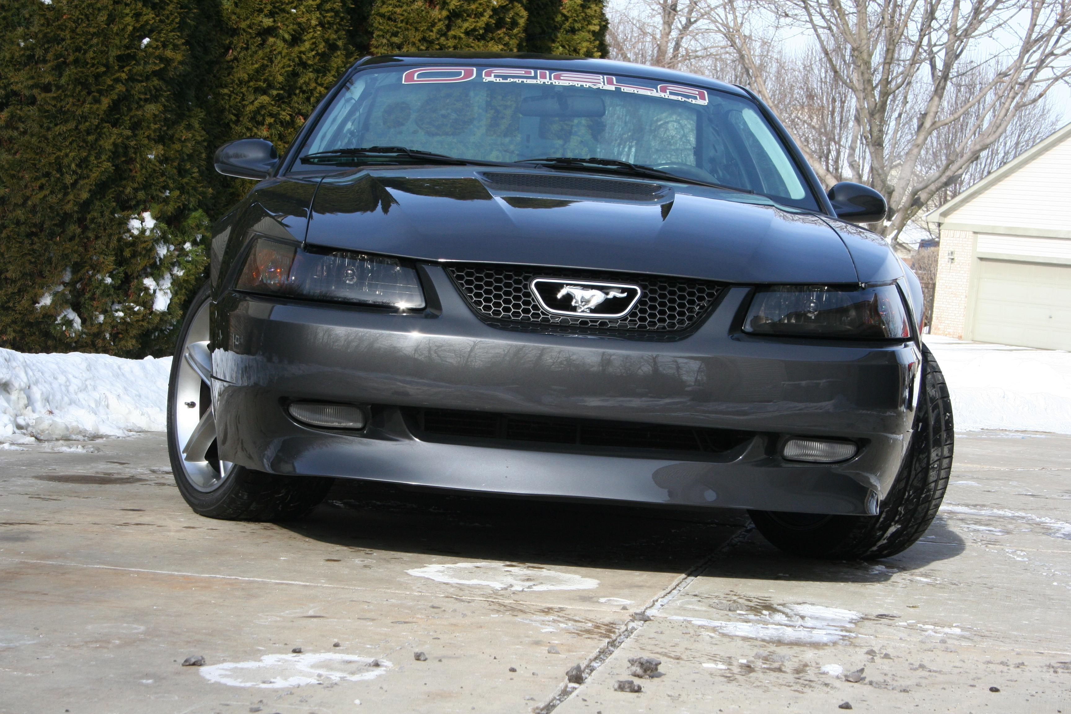 OpielaAutomotive 2000 Ford Mustang