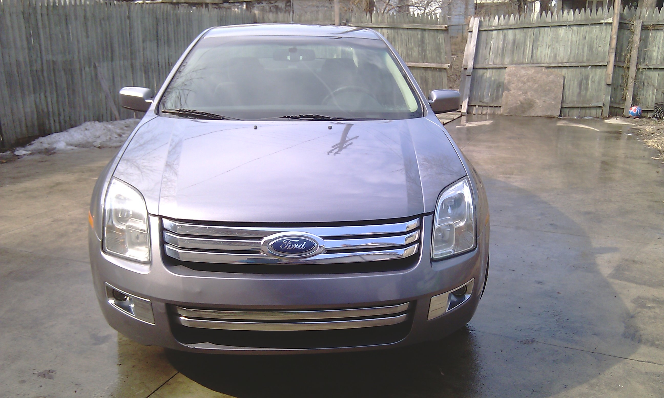 kinggato 2007 ford fusionsel sedan 4d specs photos modification info at cardomain. Black Bedroom Furniture Sets. Home Design Ideas