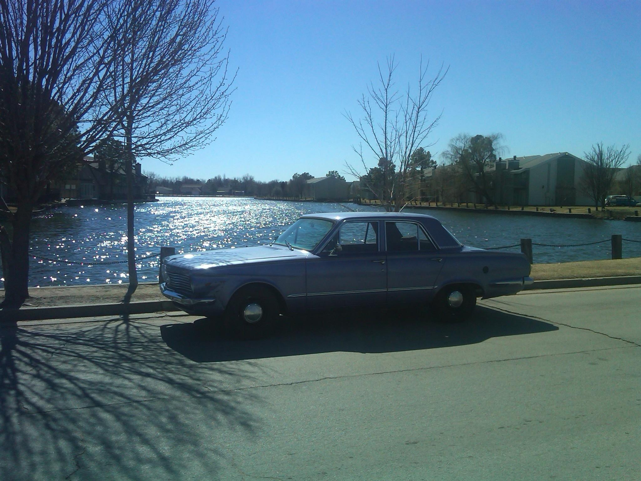 Another 4Wheelin_Forever 1964 Plymouth Valiant post... - 15015965