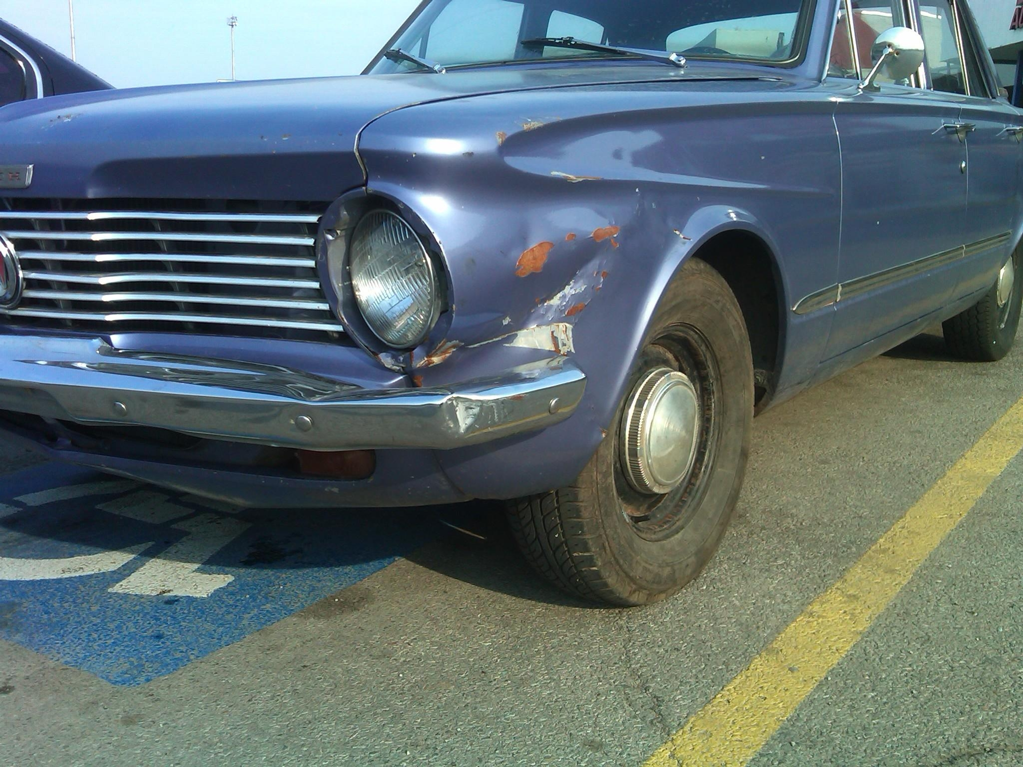 Another 4Wheelin_Forever 1964 Plymouth Valiant post... - 15015966