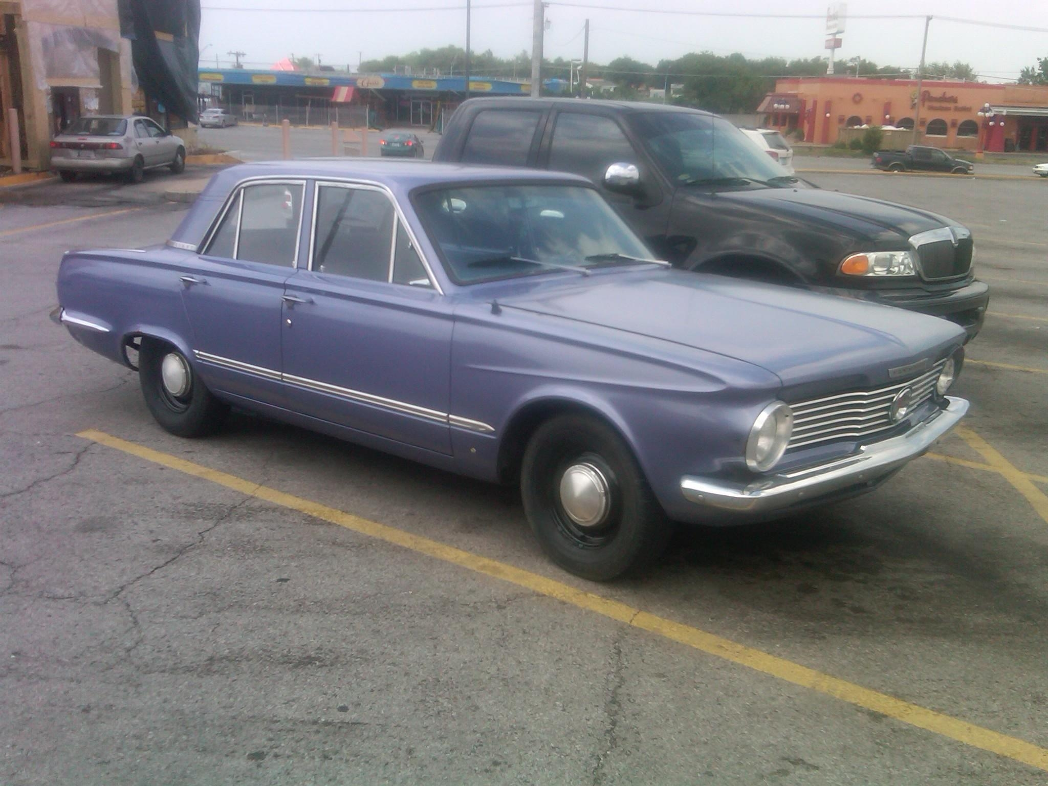 Another 4Wheelin_Forever 1964 Plymouth Valiant post... - 15015989