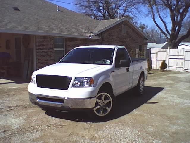 bulldawgit 2006 ford f150 regular cab specs photos modification info at cardomain. Black Bedroom Furniture Sets. Home Design Ideas