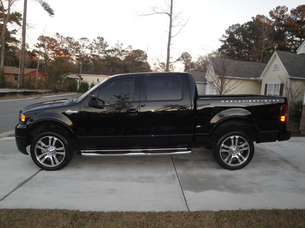 2002 Ford F150 Harley Davidson Cars Trucks By Owner Autos Post