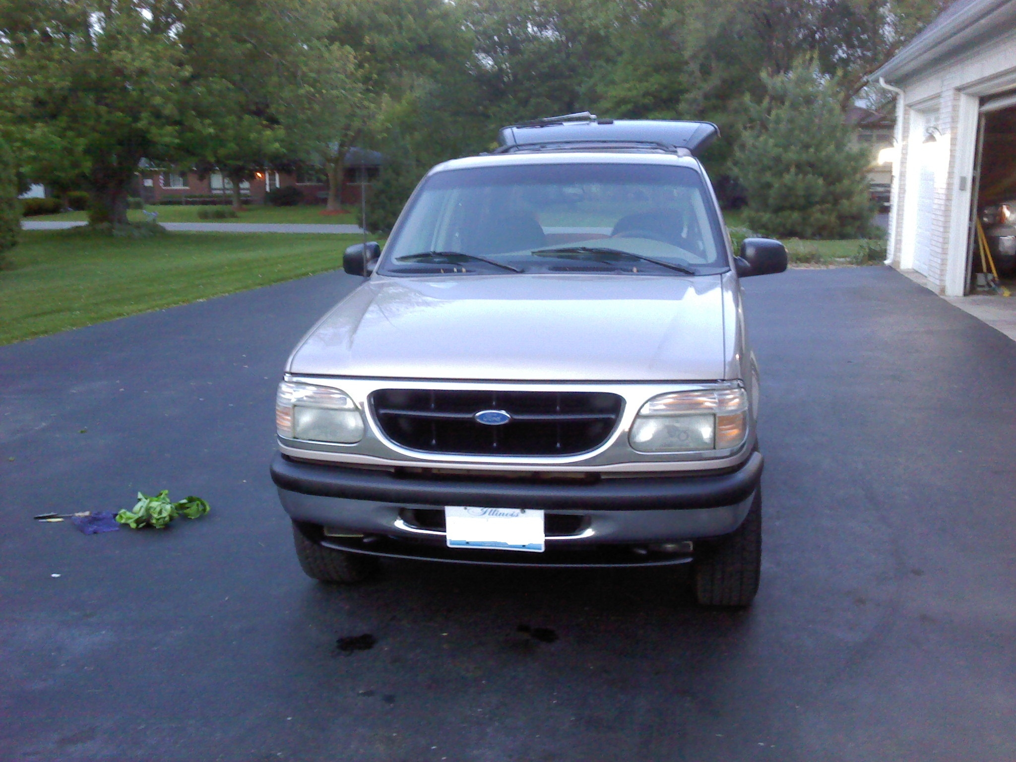 Another zero9657 1997 Ford Explorer post... - 15016307