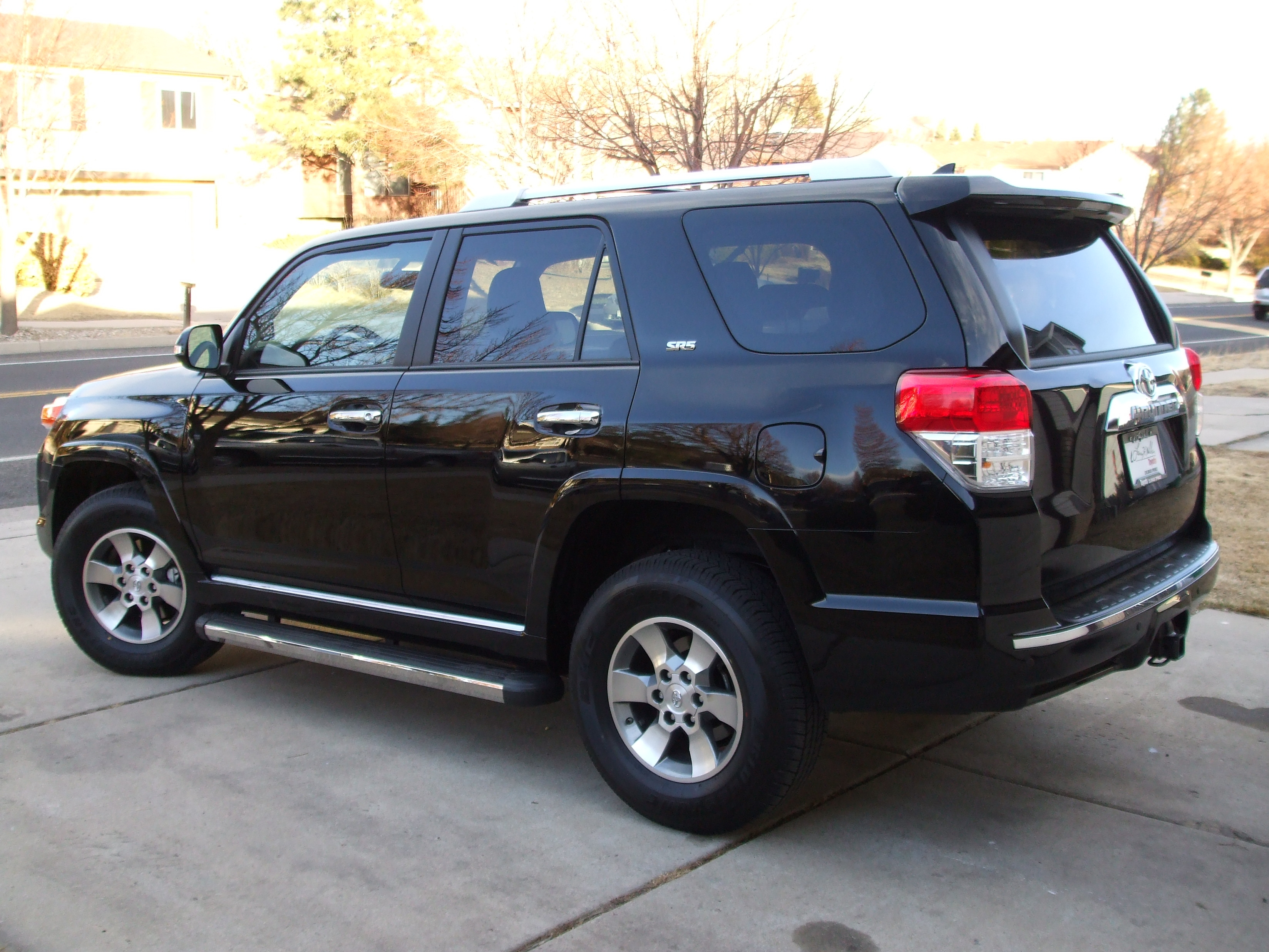 63rod 2011 toyota 4runner specs photos modification info. Black Bedroom Furniture Sets. Home Design Ideas