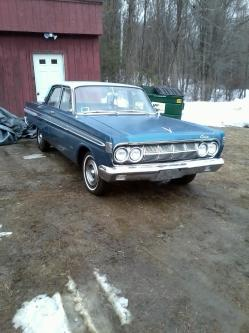 doctordetroit 1964 Mercury Comet