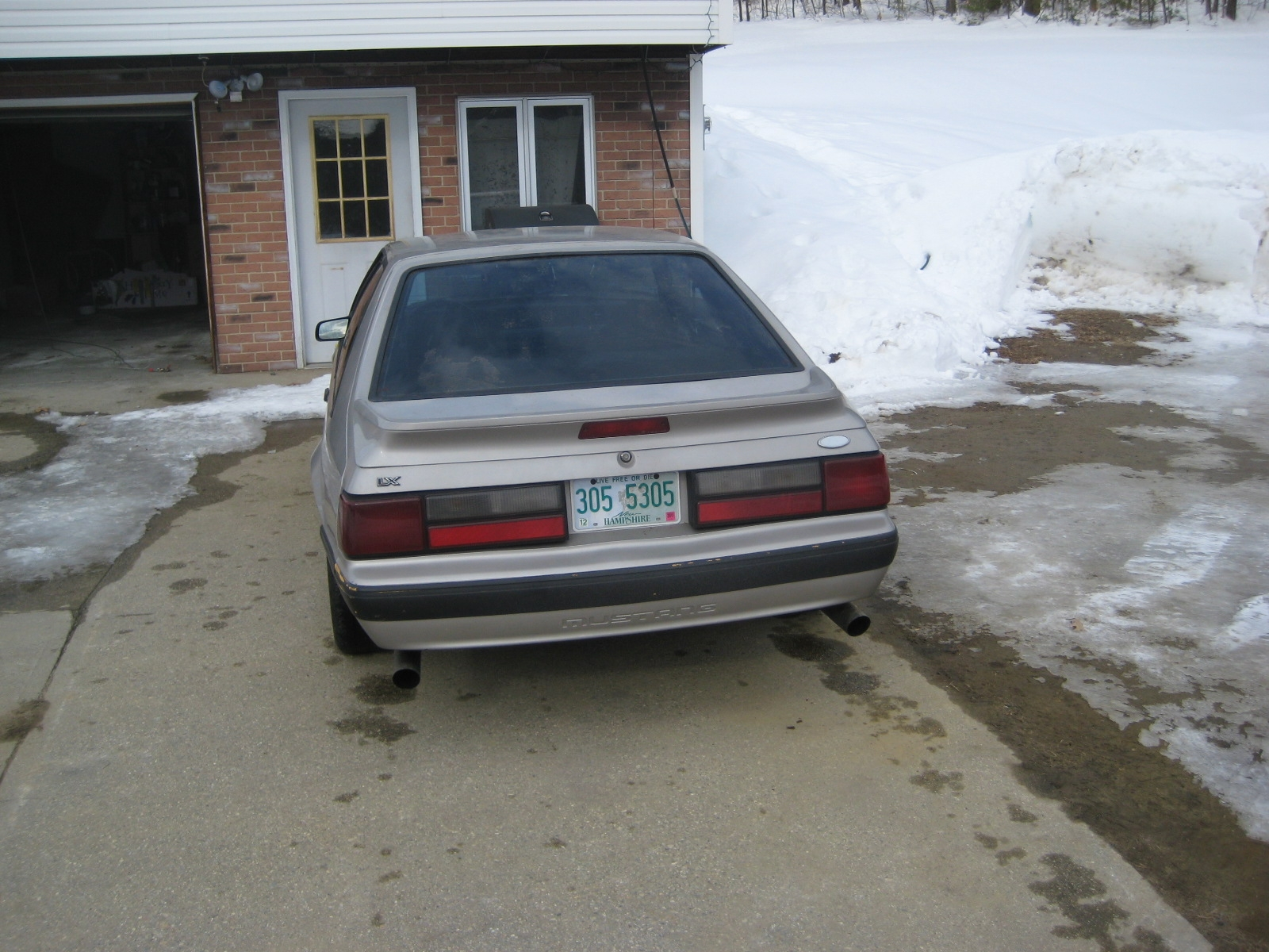 Another doctordetroit 1990 Ford Mustang post... - 15018032