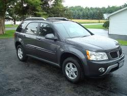 Fragglerawk 2008 Pontiac Torrent