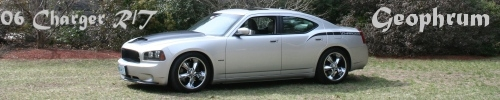 Geophrum 2006 Dodge Charger 18727040