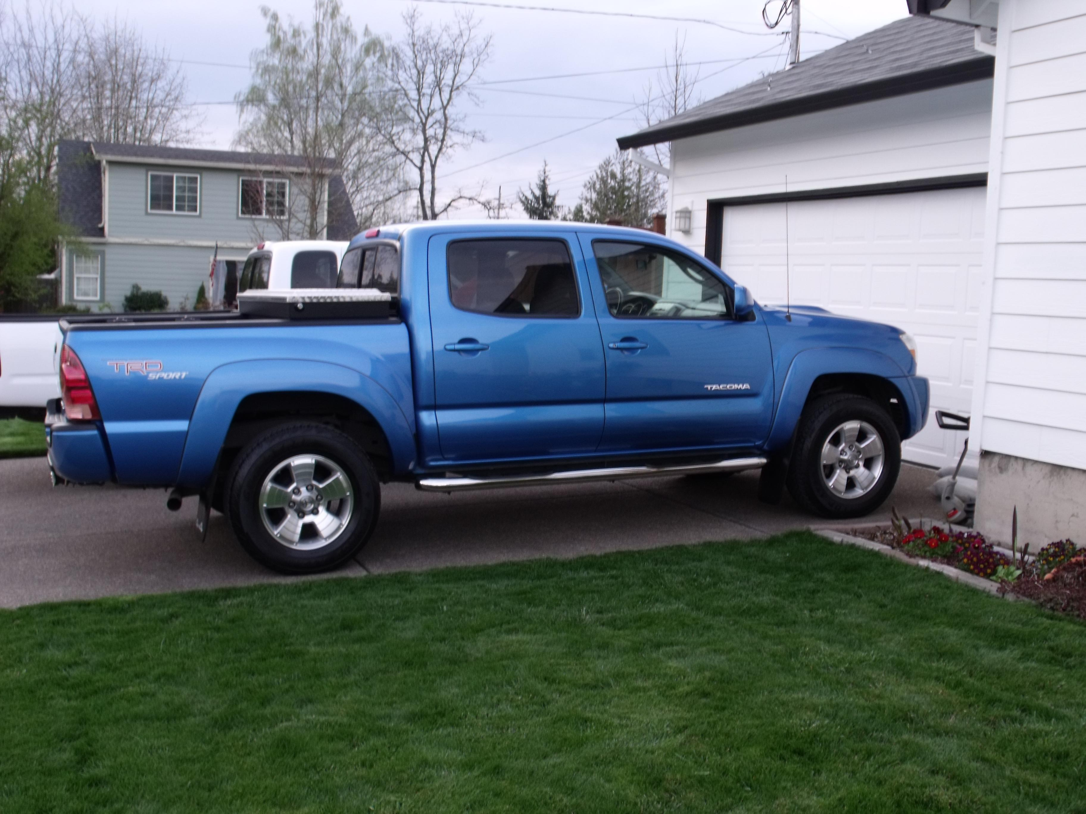 Another melaniemg 2007 Toyota Tacoma Double Cab post... - 15016682
