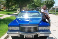 UnderDog233s 1976 Cadillac DeVille