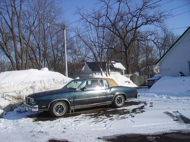 gbodycutty80 1980 Oldsmobile Cutlass Calais