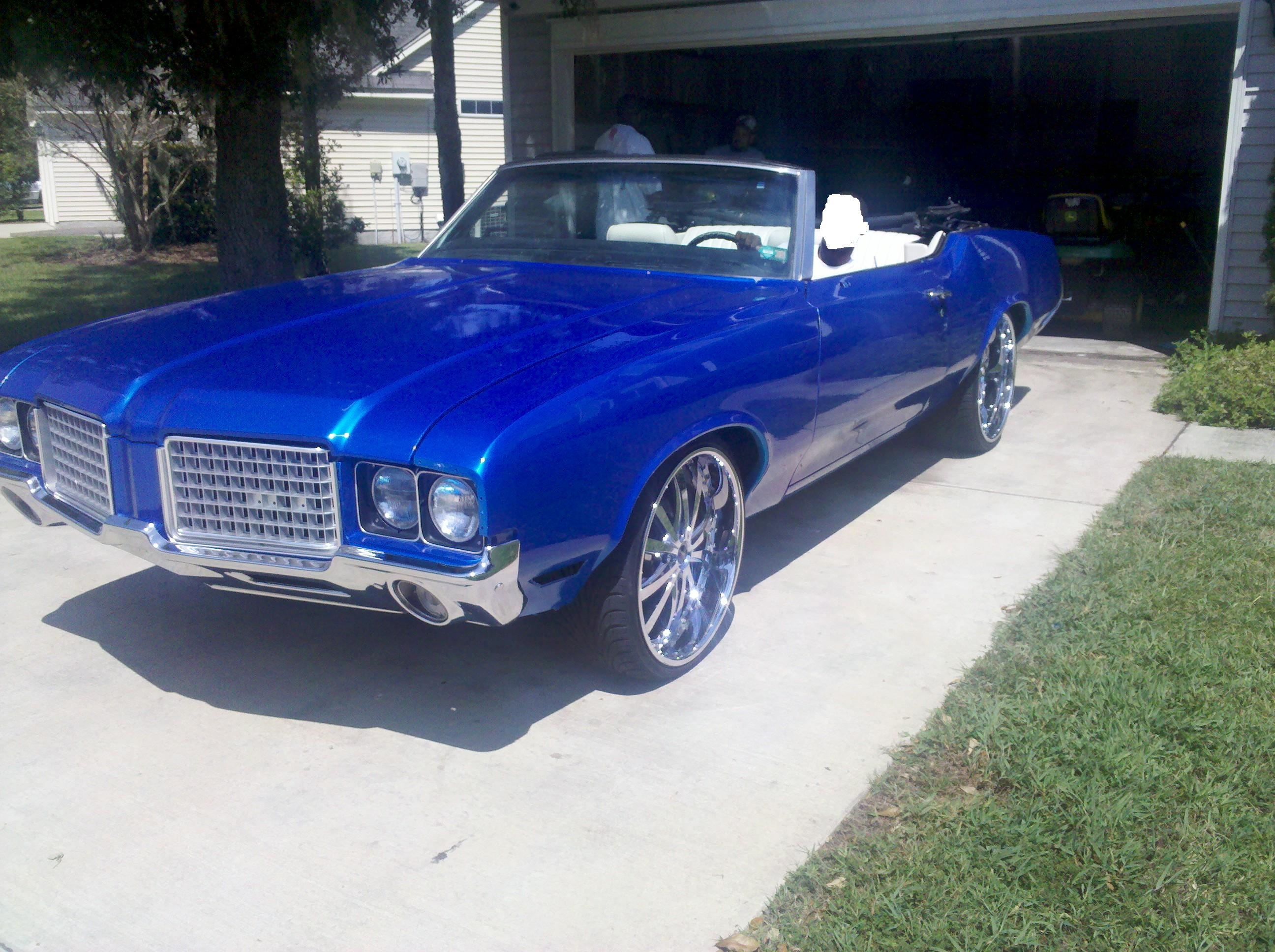 Another Pfresh 1972 Oldsmobile Cutlass post... - 15019944