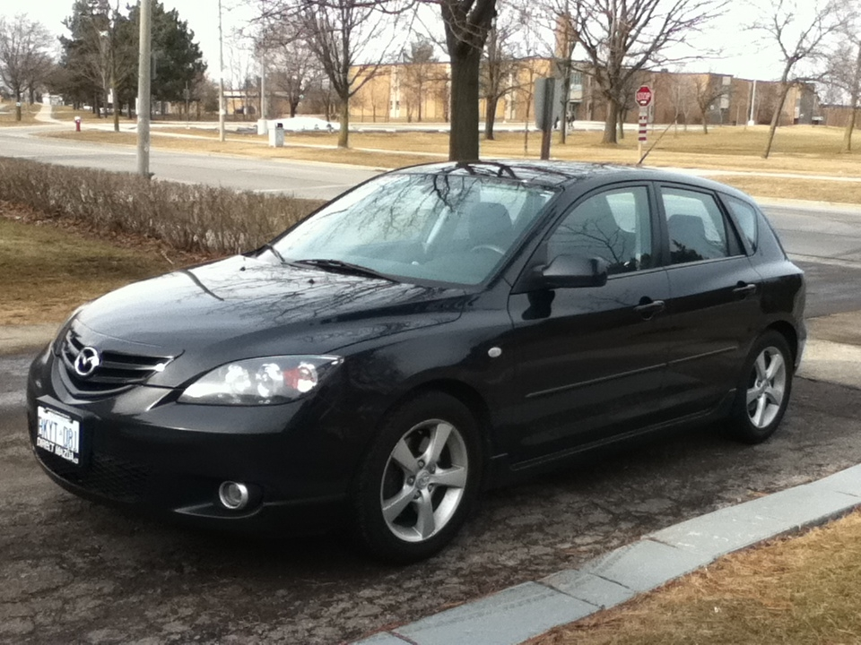 canehdian 2006 mazda mazda3s hatchback 4d specs photos modification info at cardomain. Black Bedroom Furniture Sets. Home Design Ideas