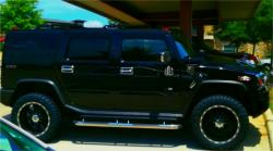 Rancehamiltons 2006 Hummer H2
