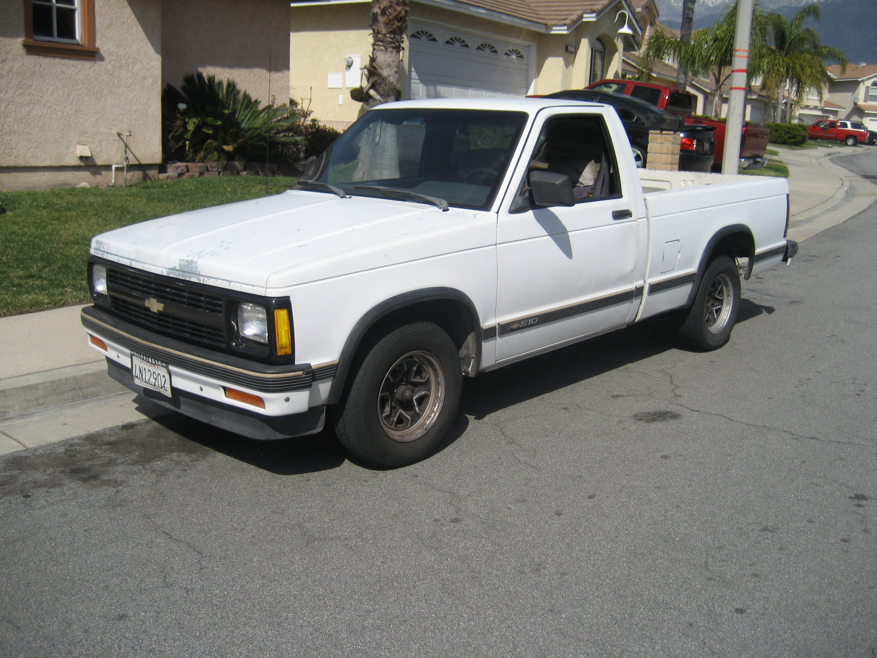 Another notorious_freddy 1992 Chevrolet S10 Regular Cab post... - 15020579