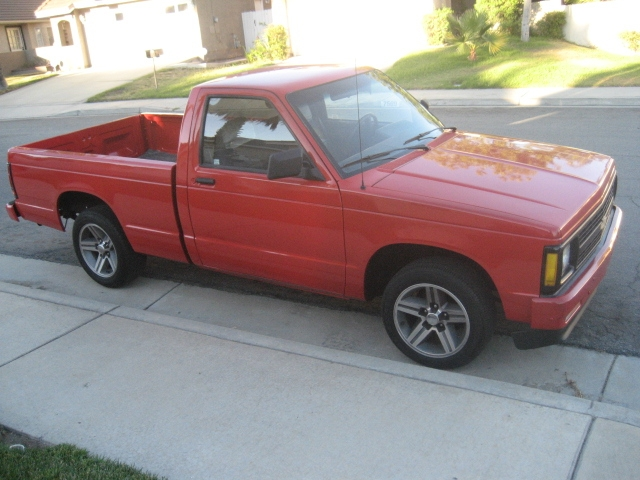 Another notorious_freddy 1992 Chevrolet S10 Regular Cab post... - 15020584